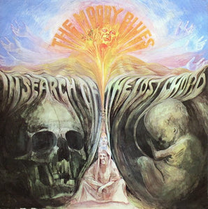 The Moody Blues - In Search Of The Lost Chord - New Vinyl Lp 2018 UMC '50th Anniversary' Deluxe Edition on 180gram Vinyl - Psych Rock
