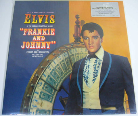 Elvis Presley ‎– Frankie And Johnny (1966) - New Lp Record 2010 Music On Vinyl Europe 180 gram Vinyl - Soundtrack / Rock & Roll
