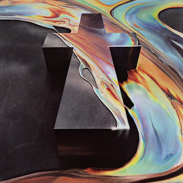 Justice - Woman - New Vinyl 2016 Genesis Records Gatefold 2-LP + CD - Electronic / House / Nu-Disco
