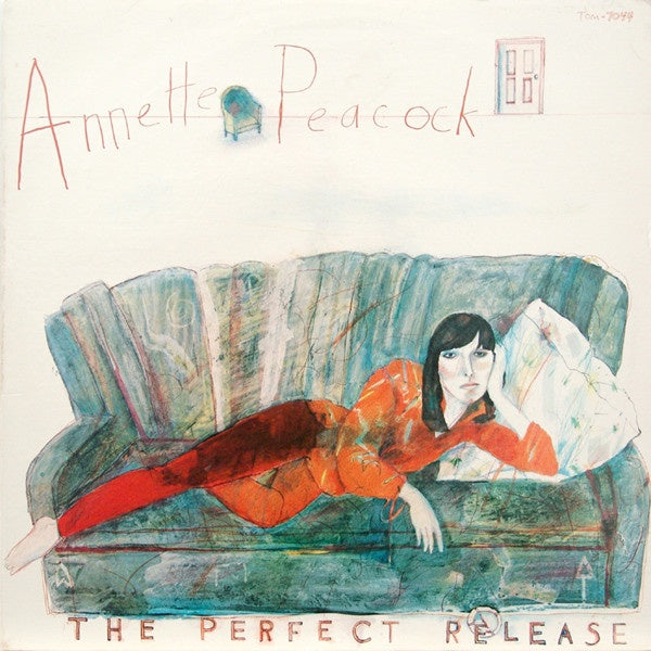 Annette Peacock ‎– The Perfect Release - VG+ Lp Record 1979 Tomato USA Vinyl - Rock / Jazz-Rock / Funk / Fusion / Avantgarde