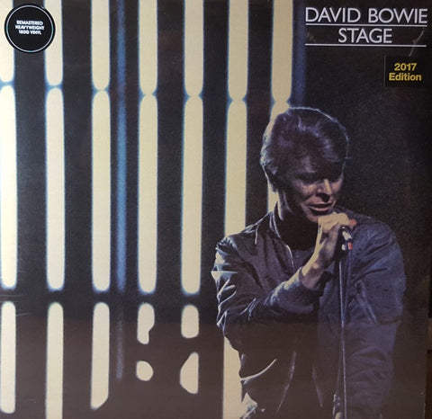 David Bowie - Stage (Live Recordings from 1978 World Tour) - New 2 Lp Record 2018 Europe Import 180 gram Vinyl - Glam Rock / Classic Rock