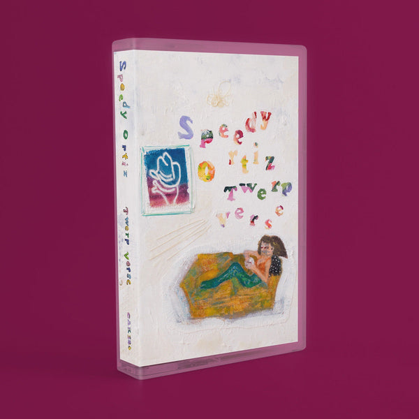 Speedy Ortiz ‎– Twerp Verse - New Cassette 2018 Carpark Purple Tape - Alt / Indie Rock