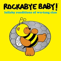 Rockabye Baby - Lullaby Renditions Of Wu-Tang Clan - New Lp Record Store Day 2020 USA RSD 180 gram Vinyl & Download - Children's