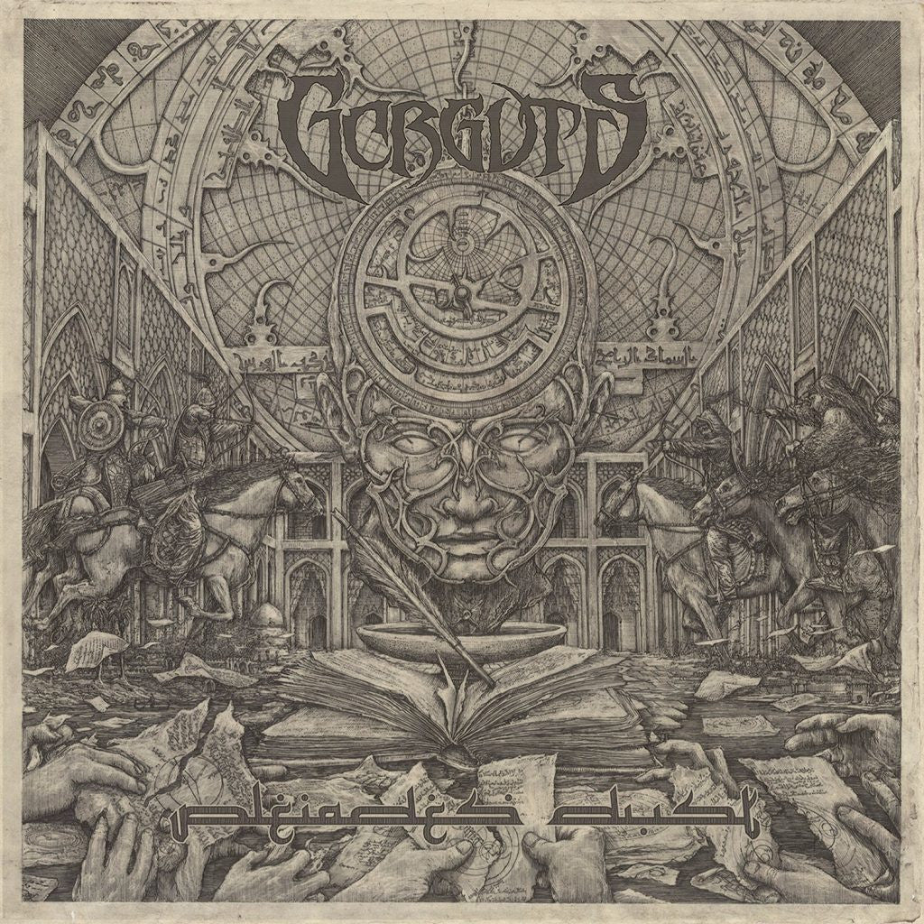 Gorguts - Colored Sands - New Cassette 2016 Season of Mist Cassette Store Day Limited Edition White Tape - Death Metal