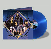 Sweet ‎– Level Headed Tour Rehearsals 1977 - New Vinyl Lp 2018 Rouge Limited Edition Pressing on Blue Vinyl - Hard Rock / Glam