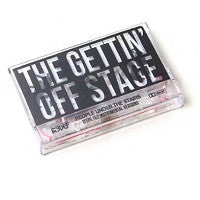 People Under the Stairs - The Gettin' Off Stage: Steps 1 & 2 Instrumental Versions - New Cassette 2016 ReDef Cassette Store Day Limited Edition Clear Tape - Rap / Hip Hop