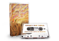 Forget The Times ‎– Momentary Lapse of Treason New Cassette 2013 1980 Records Stereo USA - Jazz-Rock / Noise