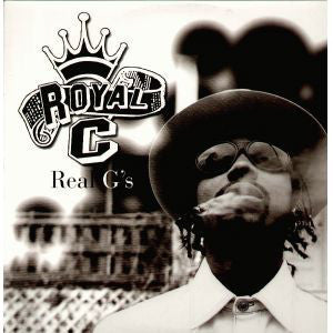 "Royal C - Real G's / They Don't Want None - VG+ 12"" Single USA 1996 Promo - Hip Hop"