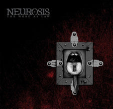 Neurosis ‎– The Word As Law (1990) - New Vinyl 2017 Neurot Recordings 180Gram Gatefold Reissue on Clear Vinyl - Post-Metal / Sludge