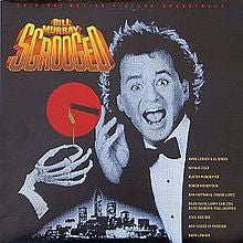 Various ‎– Scrooged - Original Motion Picture (Bill Murray 1989) - New Lp Record 2015 A&M USA Vinyl - Soundtrack