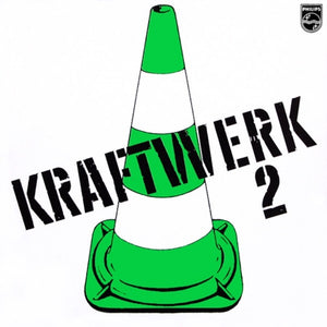 Kraftwerk ‎– Kraftwerk 2 (1972) - New Lp Record 2019 Philips German Import Green Translucent Vinyl - Electronic / Krautrock / Electro