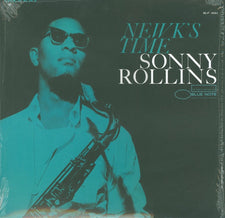 Sonny Rollins ‎– Newk's Time (1959) - New Vinyl 2015 Blue Note '75th Anniversary' Stereo Reissue - Jazz / Hard Bop