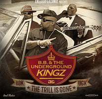 Amerigo Gazaway Presents B.B. King & The Underground Kingz (UGK) ‎– The Trill Is Gone - New Vinyl Limited Edition Soul Mates 2 Lp Import Pressing - Hip Hop / Blues Mashup