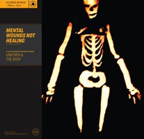 Uniform / The Body - Mental Wounds Not Healing - New Vinyl Lp 2018 Sacred Bones Limited Edition Pressing on Clear Vinyl with Download - Sludge / Experimental Noise / Metal