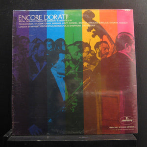 Antal Dorati - Various - Encore Dorati! - Mint- 1960's Mercury Living Stereo USA - Classical