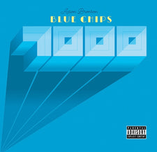 (PRE-ORDER) Action Bronson - Blue Chips 7000 - New Vinyl 2018 Atlantic Records Pressing with Download - Rap / Hip Hop