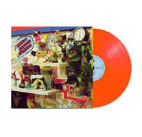 (PRE-ORDER) The Murlocs - Manic Candid Episode - New Vinyl Lp 2019 ATO Pressing on Limited 'Neon Orange' Colored Vinyl with Download - AUS Bluesy-Garage Rock