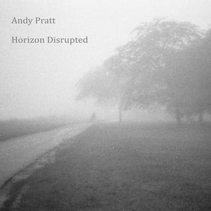 Andy Pratt ‎– Horizon Disrupted - New Vinyl Lp 2017 Thrift Girl Records Pressing  with Download (Recorded & Mixed by Steve Albini) - Chicago, IL Jazz-Rock / Indie Pop