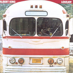 Albert King - Lovejoy - New Vinyl 2016 Stax Reissue, first time on vinyl in 25 years! - Blues / Blues-Rock
