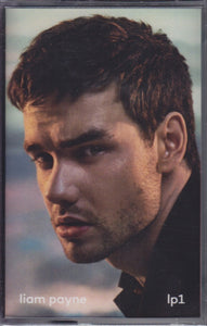 Liam Payne ‎– LP1 - New Cassette 2019 Capitol USA Blue Tape - Pop