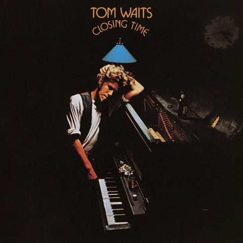 Tom Waits ‎– Closing Time (1973) - New Lp Record 2018 USA 180 gram Vinyl - Rock / Blues Rock
