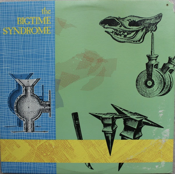 Various ‎– The Big Time Syndrome - Mint- Lp Record 1987 USA Original Vinyl - Rock / Alternative / Power Pop / Indie