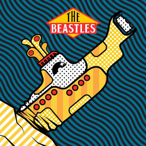 DJ BC - The Beastles / Ill Submarine - New Cassette Tape 2018 Cassette Store Day Exclusive (Beastie Boys & The Beatles Mashup) - Rap / Rock
