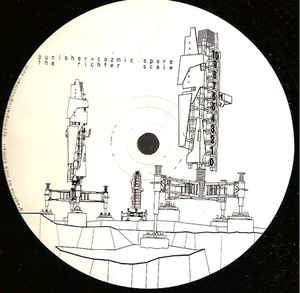 "Punisher & Cozmic Spore ‎– The Richter Scale Mint- – 12"" Single 2002 Seismic USA - Detroit Techno"