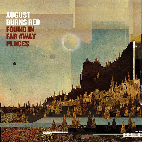 August Burns Red ‎– Found In Far Away Places - New LP Record 2015 Fearless USA Neon Orange Vinyl & Download - Metalcore