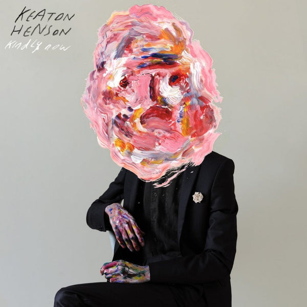 Keaton Henson - Kindly Now - New Vinyl 2016 Play It Again Sam Records Limited Edition 180gram LP + Download, Hand Drawn + Signed Print - Folk-Rock / Indie Folk