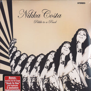 Nikka Costa ‎– Pebble To A Pearl - New Vinyl 2008 USA 2 Lp Set - Neo Soul / Funk / Pop
