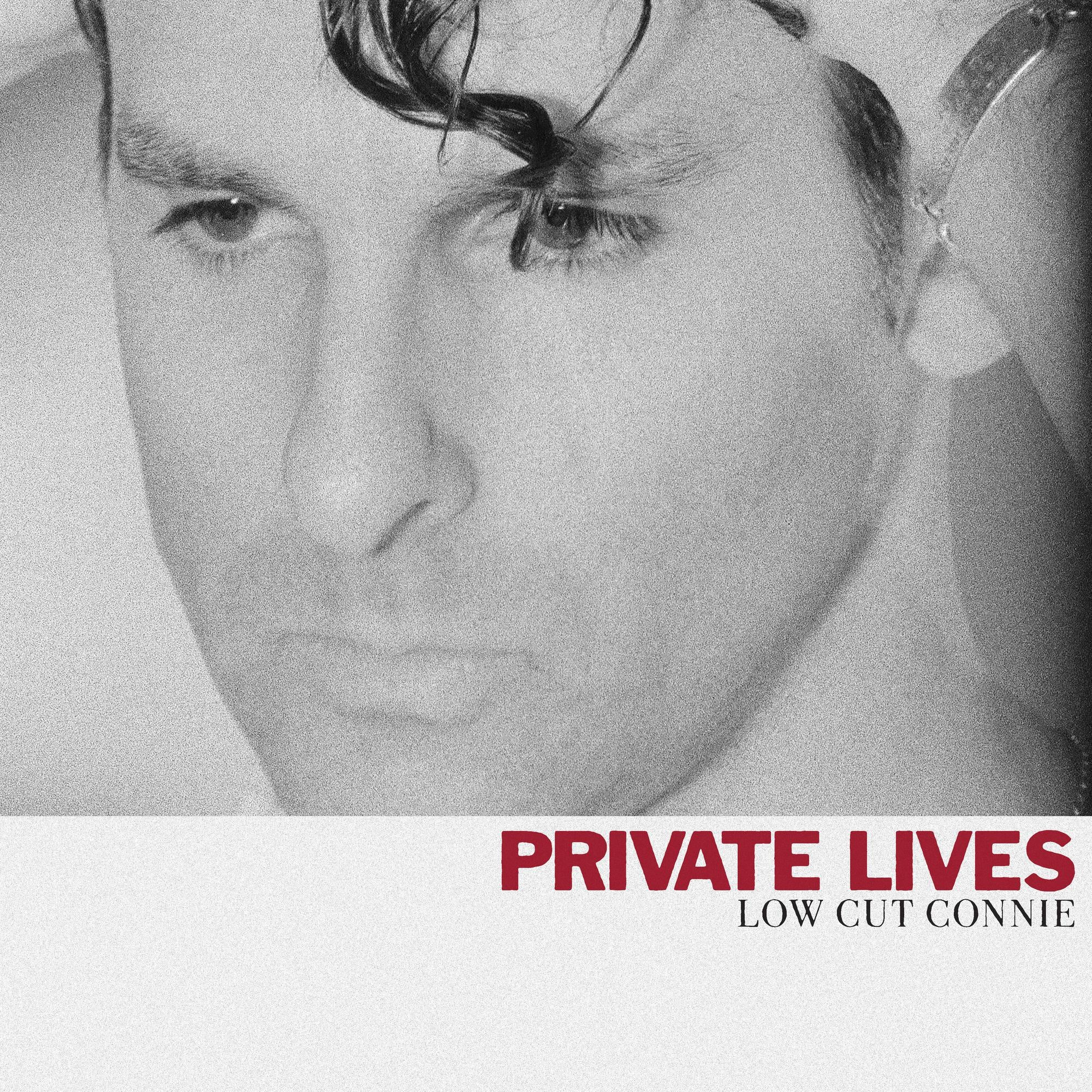 Low Cut Connie ‎– Private Lives - New LP Record 2020 Contender Vinyl - Rock