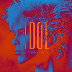 Billy Idol - Vital Idol: Revitalized - New 2019 Record 2LP Limited Edition 180gram Colored Vinyl - Rock