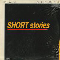 Dan Siegel - SHORT Stories - VG+ 1986 USA - Jazz