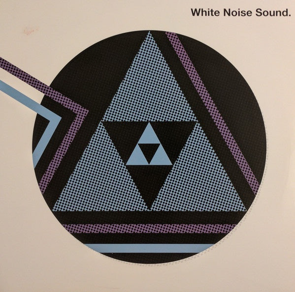 White Noise Sound ‎– White Noise Sound - New Lp Record 2010 Alive USA Purple Translucent Vinyl - Psychedelic Rock