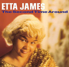 Etta James ‎– The Second Time Around - New Vinyl 2016 DOL 180Gram EU Import Reissue - R&B / Blues