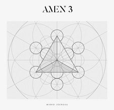Mikko Joensuu ‎– Amen 3 - New Vinyl 2017 Svart Records Limited Edition 3-LP Pressing with Etched G-Side - Electronic / Ambient