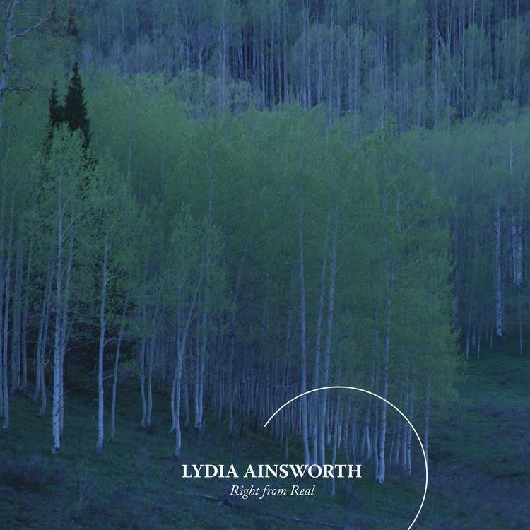 Lydia Ainsworth - Right from Real - New Vinyl Record 2014 Arbutus LP - Electronic / Synthpop