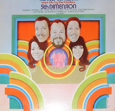 5th Dimension ‎- The July 5th Album - More Hits By The Fabulous 5th Dimension - VG+ Stereo 1970 USA - Funk / Soul