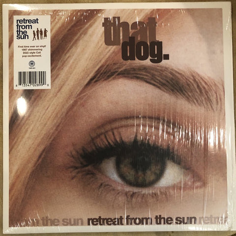 that dog. ‎– Retreat From The Sun (1997) - New LP Record 2020 Third Man USA Vinyl - Alternative Rock