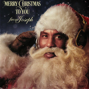Joseph Washington, Jr. ‎– Merry Christmas To You From Joseph - New Vinyl Lp 2018 Numero Group (Chicago, IL) Limited Reissue on Metallic Gold Vinyl - Holiday / Funk / Soul