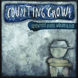 Counting Crows - Somewhere Under Wonderland (2014) - New LP Record 2019 Capitol Blue Vinyl  - Alternative Rock