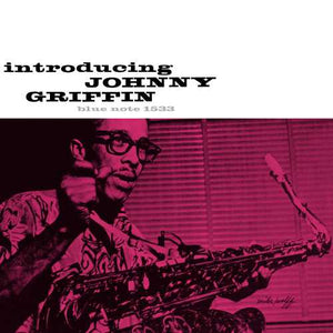 Johnny Griffin - Introducing Johnny Griffin (1956) - New Lp Record 2019 Blue Note Europe Import 180 gram Vinyl - Jazz / Hard Bop