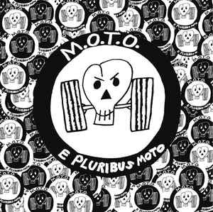 M.O.T.O. ‎– E Pluribus M.O.T.O. (1993) - New Vinyl LP Record 2012 - Punk / Power Pop