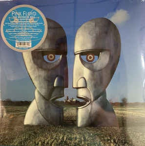 Pink Floyd ‎– The Division Bell - New 2LP Record 2019 on Blue Vinyl - Rock