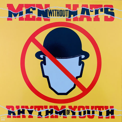 Men Without Hats ‎– Rhythm Of Youth (1982) - New LP Record 2018 Backstreet USA Vinyl Reissue - Synth-Pop