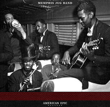 Memphis Jug Band ‎– The Best Of - New Vinyl Record 2017 Thrid Man Records 'American Epic' Compilation Pressing - Country Blues