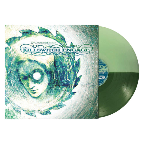 Killswitch Engage ‎– Killswitch Engage (2000) - New LP Record 2020 Metal Blade Limited Clear With Olive Green Split Vinyl - Metalcore
