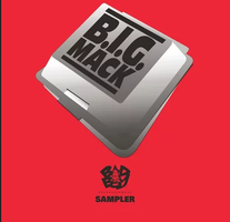 Craig Mack & The Notorious B.I.G. - B.I.G. MACK (original sampler) - New Lp 2019 Bad Boy RSD Exclusive Release - Rap / Hip Hop