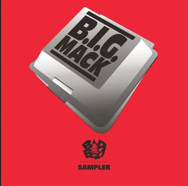 Craig Mack & The Notorious B.I.G. - B.I.G. MACK (original sampler) - New Lp 2019 Bad Boy RSD Exclusive Release with Bonus Cassette Tape - Rap / Hip Hop
